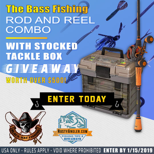 fishing giveaway 2019