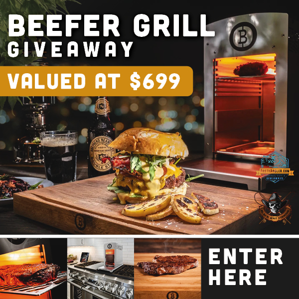 Beefer Grill Giveaway