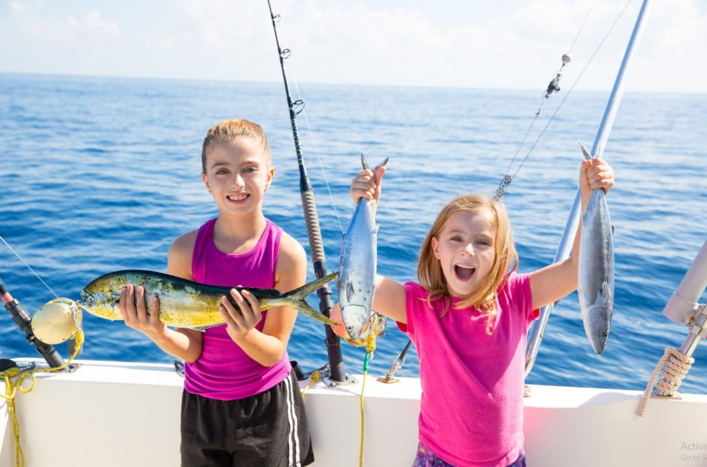 best family fishing vacation spots usa
