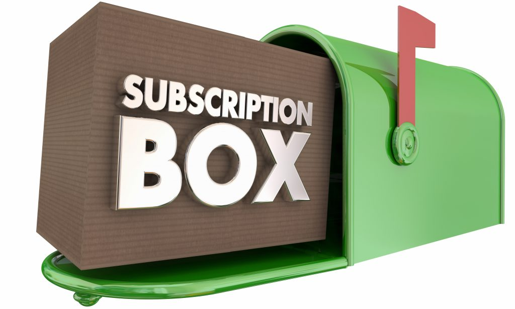 best fishing box monthly subscription