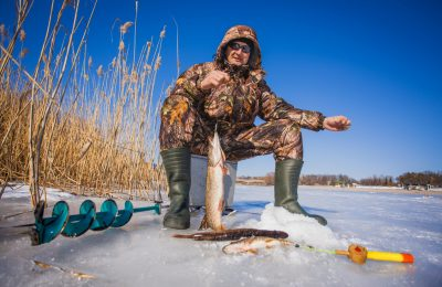 best winter fishing tips