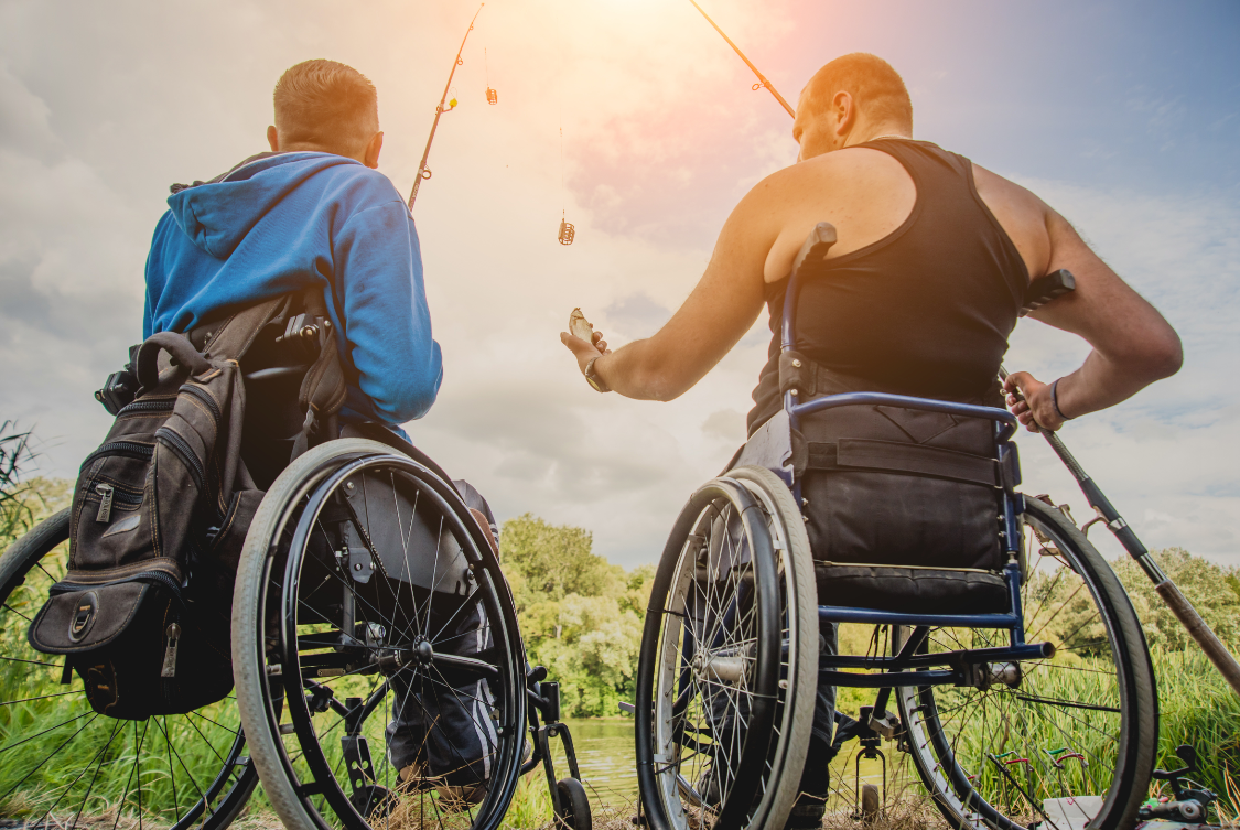 fishing with disabilities