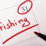 Fishing Calendar - Fishing Chart