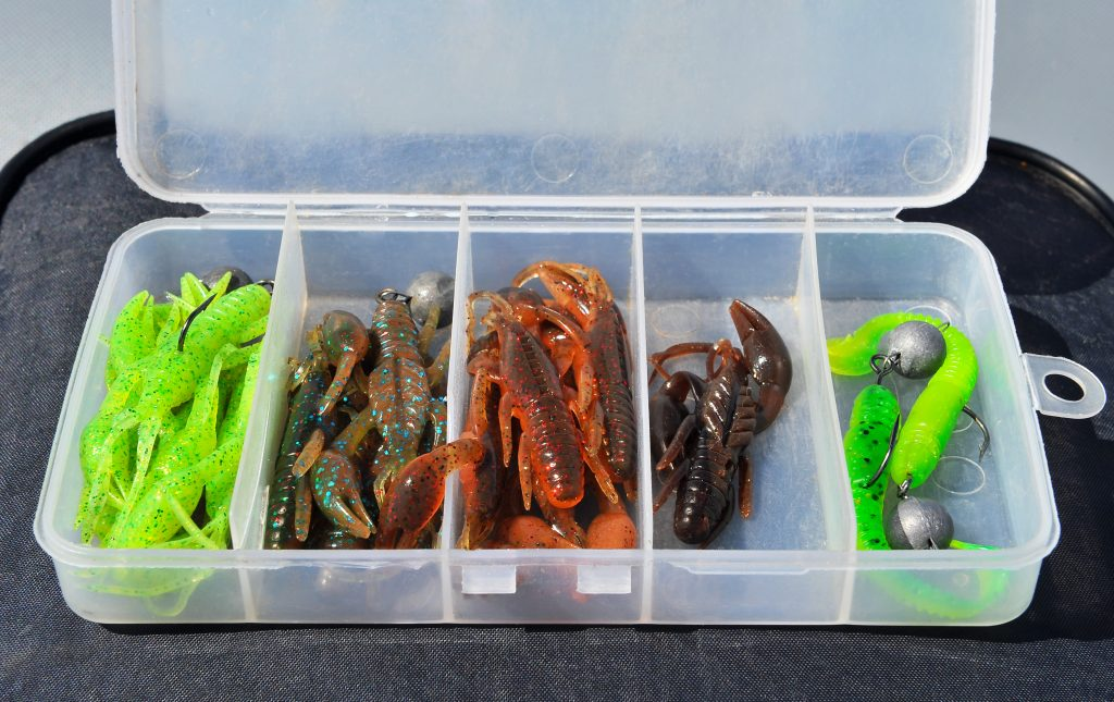 how to use soft plastic baits