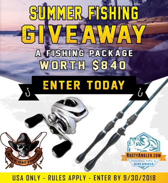 fishing tips tackle box giveaways sweepstakes sweeps