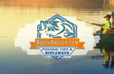fishing tips tackle box rusty angler giveaway contest sweeps sweepstakes