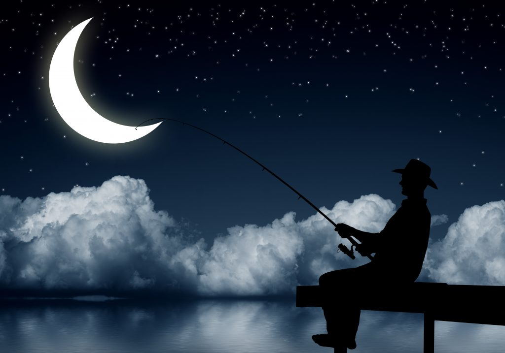 fish moon - moon phases fishing