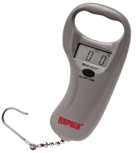 rapala sportsmans 50-lb digital fishing scale