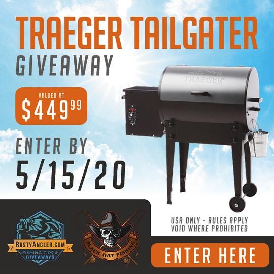 traeger pellet grill giveaway